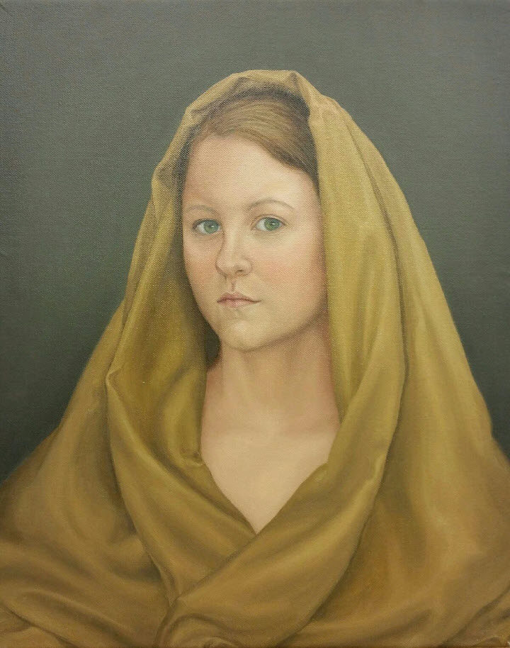 The Golden Cloak
